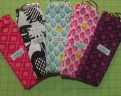 5 Designer Cottons Midwifery Infant Scale Slings, made to order, (bulk quantity discount) for homebirths, doulas, midwives, new moms