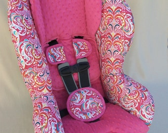 Send me your own Fabric for Custom Made Car Seat cover for your Britax Marathon 70 / 70g3