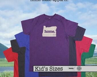 Oregon home tshirt KIDS sizes The Original home tshirt