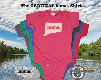 Connecticut home Baby Bodysuit