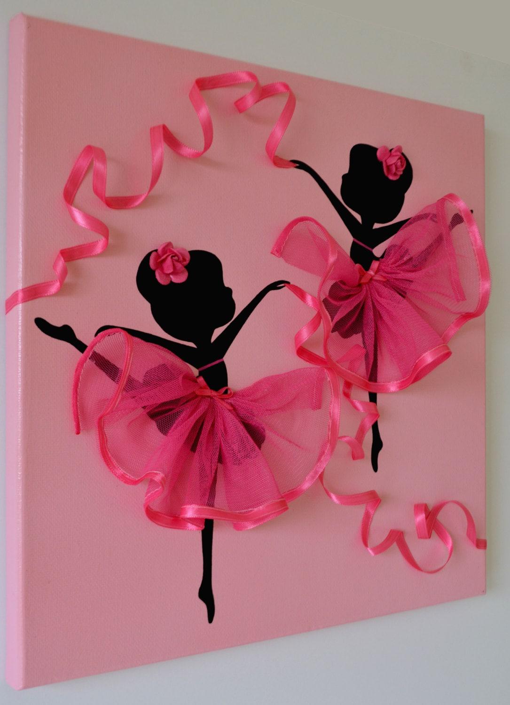 Балеринки на стену