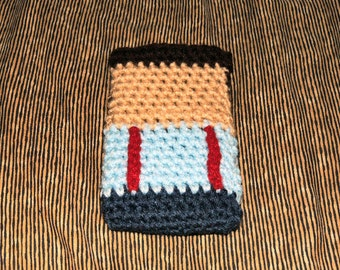 Jack Harkness Inspired Phone & Tablet Cozy - MTO
