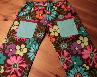 Cute cropped pants