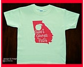 Cute Clothes For Women In Ga Georgia Peach Shirt Georgia