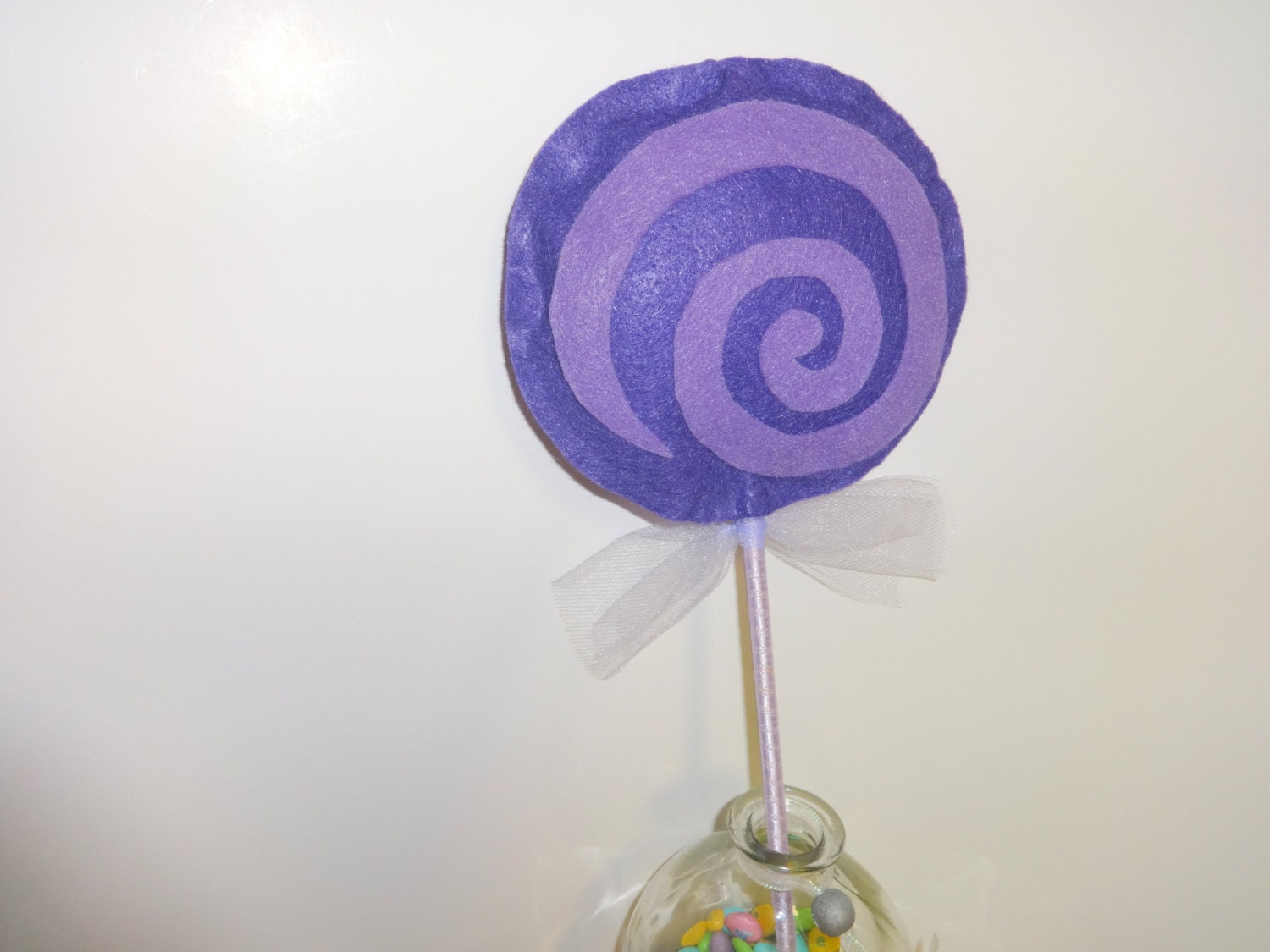 Lollipop wand candy wand lollipop shaped wand birthday for Birthday wand