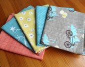Fat Quarter Bundle used for Patchwork Quilting & Home Accessories