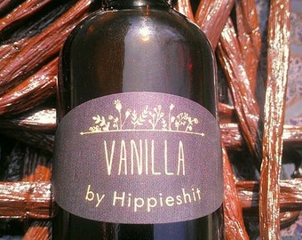 Bourbon Vanilla Extract 4 oz.