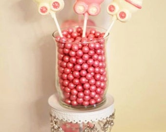 Baby Carriage Lollipops - 1 dozen