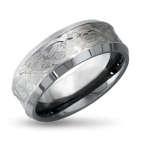Tungsten Wedding BandTungsten CarbideTungsten By JewelrySquare