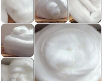 Nylon Blending Faux Cashmere fibre 100 grams