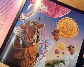 The Cow Book By Marc Gallant