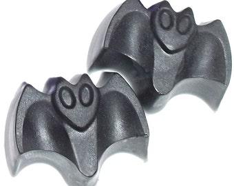 Halloween Favors - Halloween Party Favors, Bats, Halloween Soap Favors, School Favor, Class Favor, Non Candy Treat, Teacher Gift - Set of 10