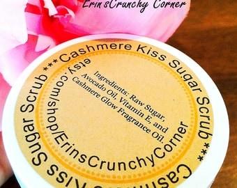 Cashmere Kiss Sugar Scrub