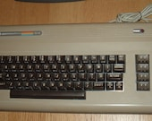 Raspberry Pi inside Commodore 64 USB Keyboard