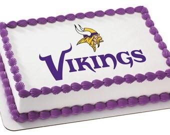 Viking cake topper Etsy