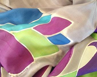 Safe Alliance Silk Scarf