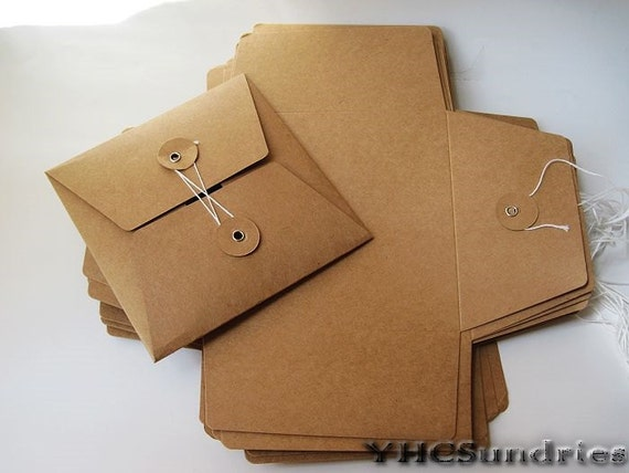 20pcs kraft paper cd dvd envelope sleeve fold eye ps003. Black Bedroom Furniture Sets. Home Design Ideas