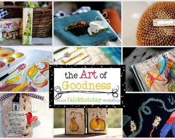 The Art of Goodness Online Workshop