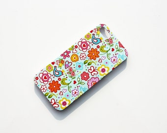 Sweet Garden iPhone 7 case iPhone 7 Plus iPhone SE iPhone 6 / 6s iPhone 6 Plus iphone 5s iPhone 5c iPhone 4 iPod classic iPod Touch 5