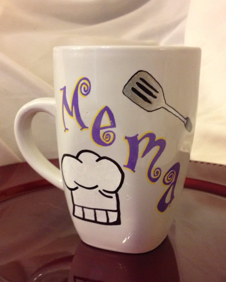 Personalized coffee mug by DJCcreations2013 on Etsy
