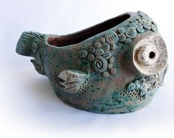 Fish - Vase, Home Decor, Decoration