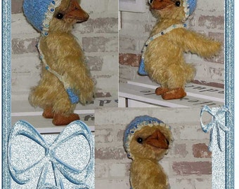 Pattern for little Duck Maggie ca.24cm