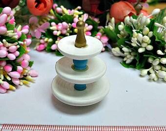 Miniature High Tea Wood