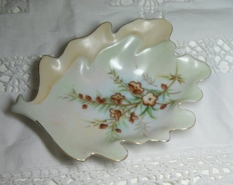 Hand Painted Trinket Dish