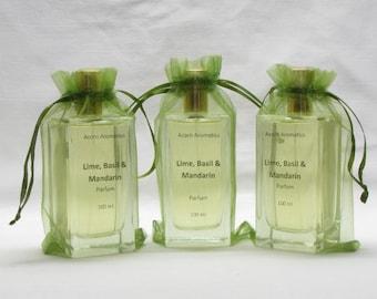 Lime, Basil and Mandarin Eau de Parfum  (50 ml)