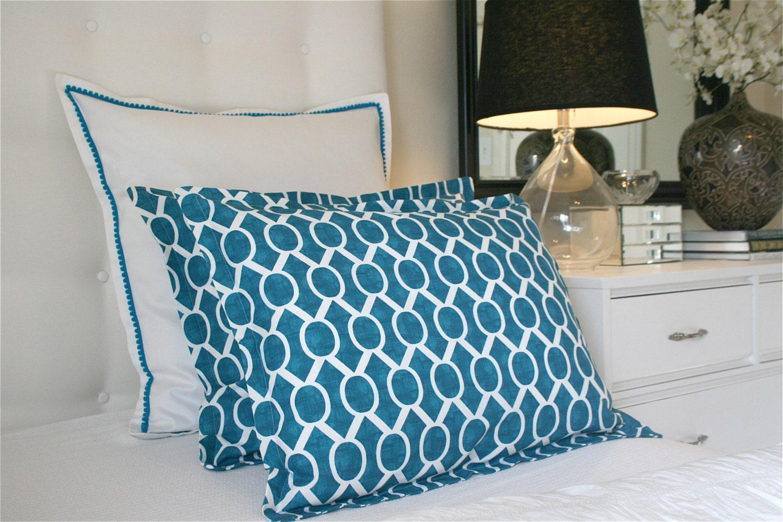 Decorative Standard Pillow Shams : Chandeliers & Pendant Lights