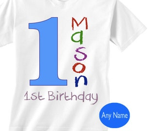 1st birthday boy clothing