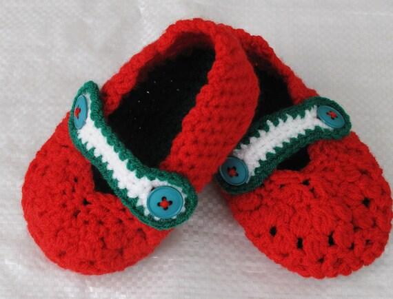 Crochet Baby Booties, Newborn Crochet Shoes, Boutique Booties, Baby