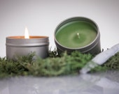 Marijuana-Weed scented natural soy candle.  The cannabis, green-colored scented soy candle perfect for parties has actual marijuana scent.