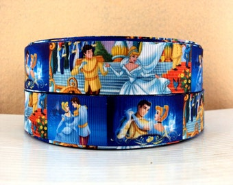 5 YDS Cinderella Ribbon
