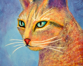 "Fine Art Print  ""Simon"" by Napolske Fine Art."