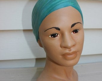 Vintage Handmade African Woman bust Items 2303a-b