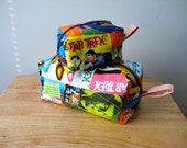 Novelty Boxy Bag Set, Star Trek