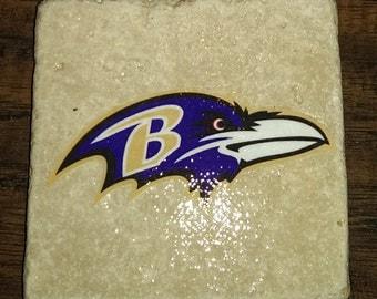 Baltimore Ravens Coaster
