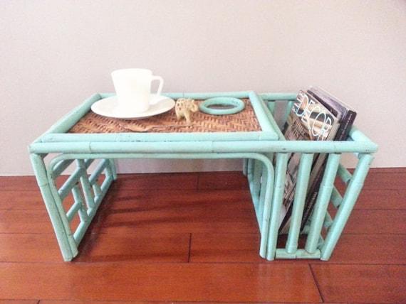 plateau de rotin bambou petit d jeuner plateau lit. Black Bedroom Furniture Sets. Home Design Ideas