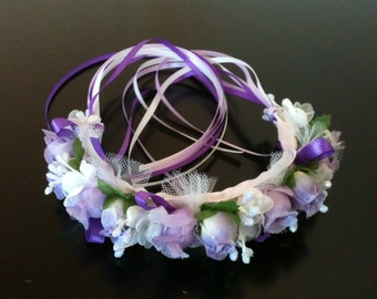 Lise Flower Garland - Ready to ship