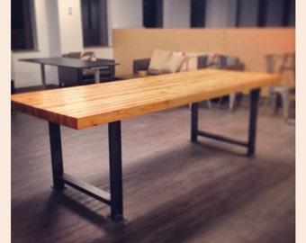 Industrial Steel Table Legs