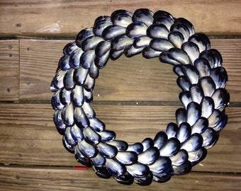 Large infinity wreath