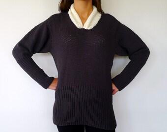 Jersey hecho a mano etsy - Patrones jerseys de punto hechos a mano ...