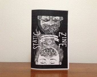 Static Zine #8: Mental Health