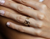 Gold Signature Ring, Name Ring, Signature Jewelry, Personalized Jewelry, Custom Ring