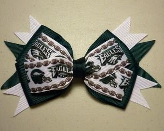 Philadelphia Eagles NFL Bow