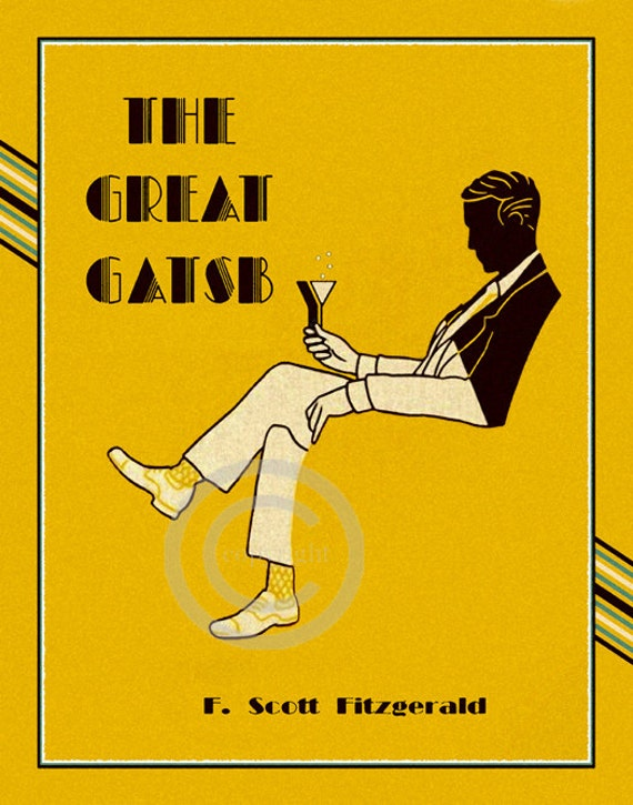 a review of the character of jay in the great gatsby by f scott fitzgerald