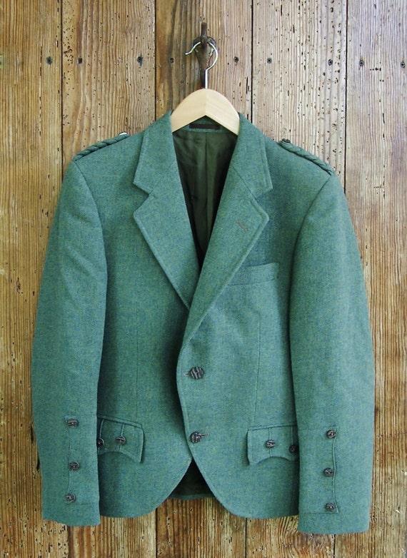 Green Jacket Mens
