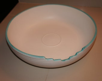 Vintage Treasure Craft Serving Chip Salad Pasta Bowl - Party in Southwest style