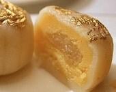 24K Genuine Gold Leaf Edible Food Decoration 30 sheets, edible gold, great for cake decoration!